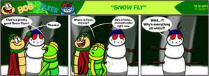 B'n'F - Snow Fly by BluebottleFlyer