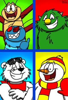 Character Squares v2