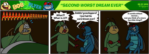 B'n'F - Second Worst Dream Ever by BluebottleFlyer
