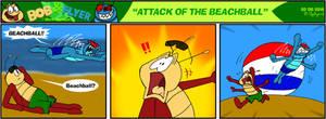 B'n'F - Attack of the Beachball