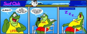 The Surf Club Comic 394