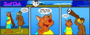 The Surf Club Comic 408