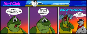 The Surf Club Comic 421