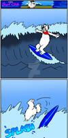 The Surf Club Comic 422