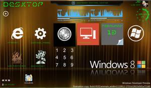 My Windows 8 Desktop 2