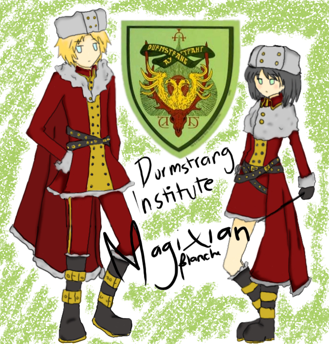 Durmstrang Uniform By Zeirankawaiiness On Deviantart See more ideas about gowns, ball gowns, beautiful dresses. durmstrang uniform by zeirankawaiiness