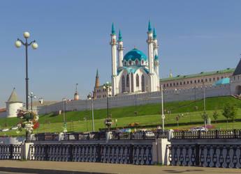 Kazan. Kul- Sharif