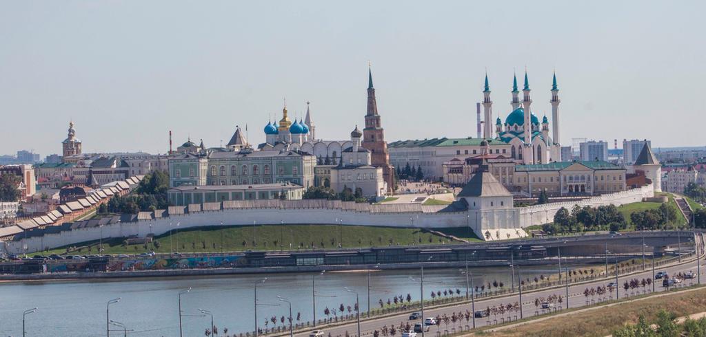 Kazan. Kazan Kremlin by GordonAlyx
