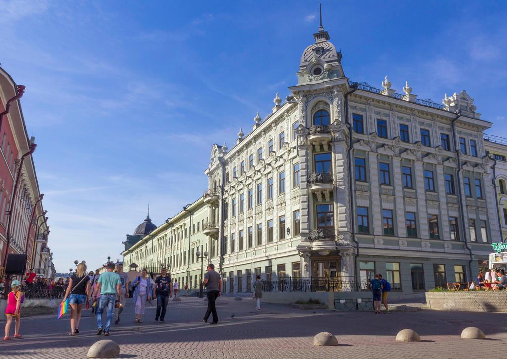 Kazan Baumana street by GordonAlyx