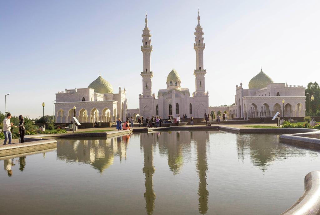 Great Bolgar. White Mosque. by GordonAlyx