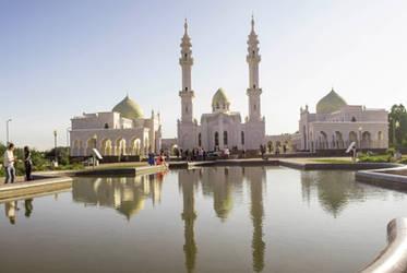 Great Bolgar. White Mosque.