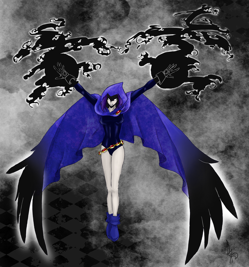 Raven by ravenchaser