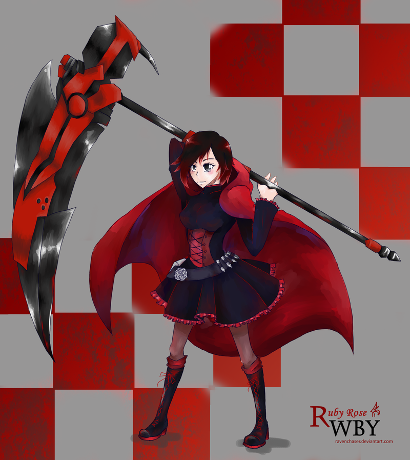 Ruby Rose by ravenchaser