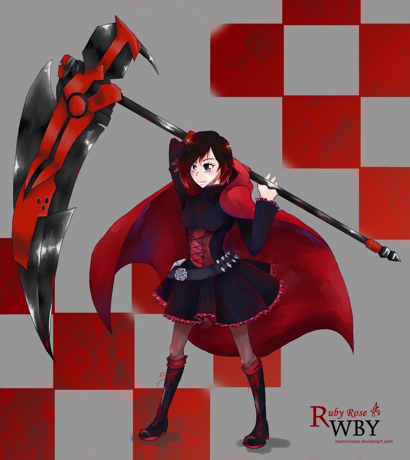 Ruby Rose by ravenchaser