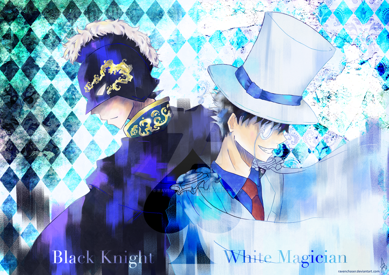 Black-vs-white by ravenchaser