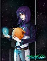 Tieria Erde - Gundam 00 by GothicPrincessYaoi