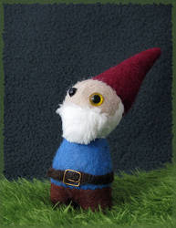 Gnimble the Gnome