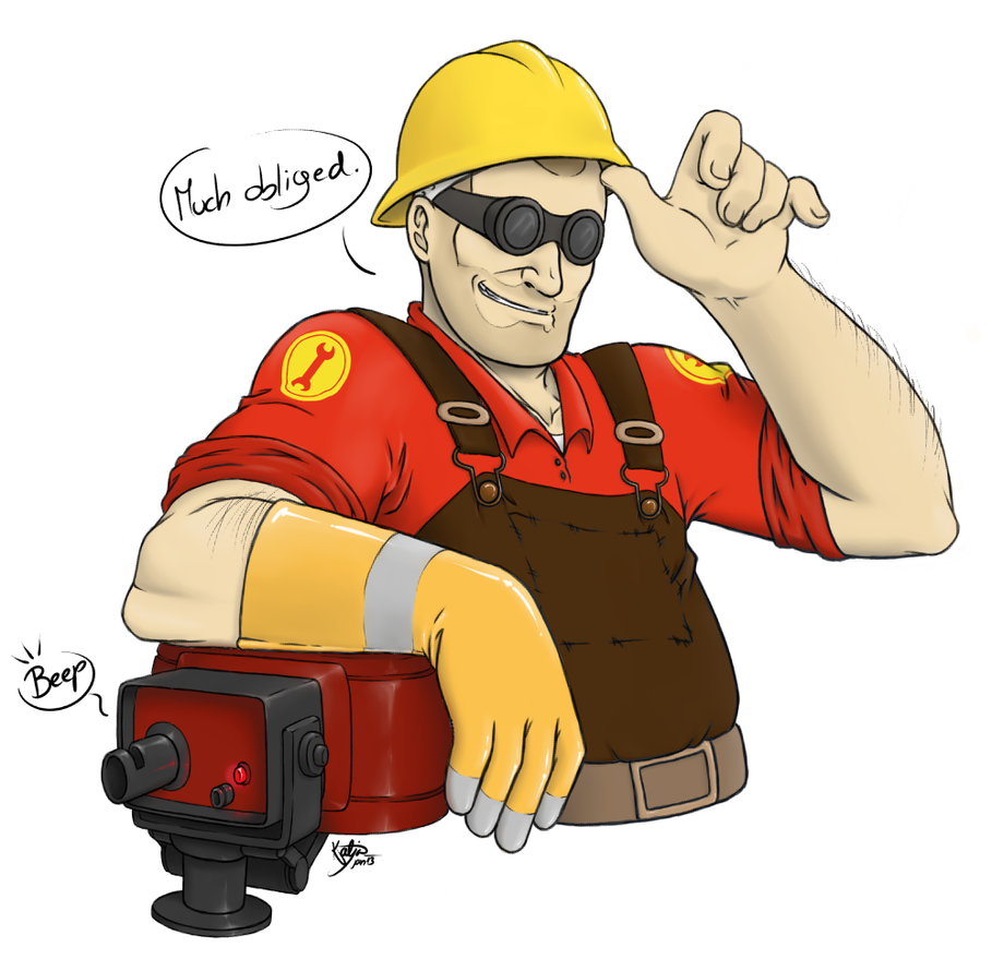 Grateful Engie by AnimeAngel7