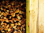Golden Ratio (firewood) by JonathanSzeretlek