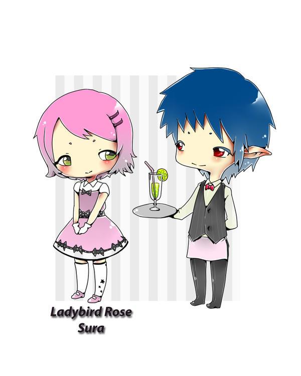 Pnt Com - Lemonade by LadyBird-Rose