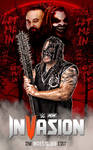WWE AEW Invasion Poster 1
