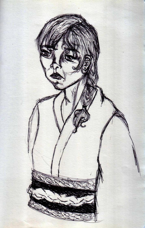 Random Woman by Firichuuu