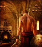 Alistair, Knight Templar by RagamuffinRose