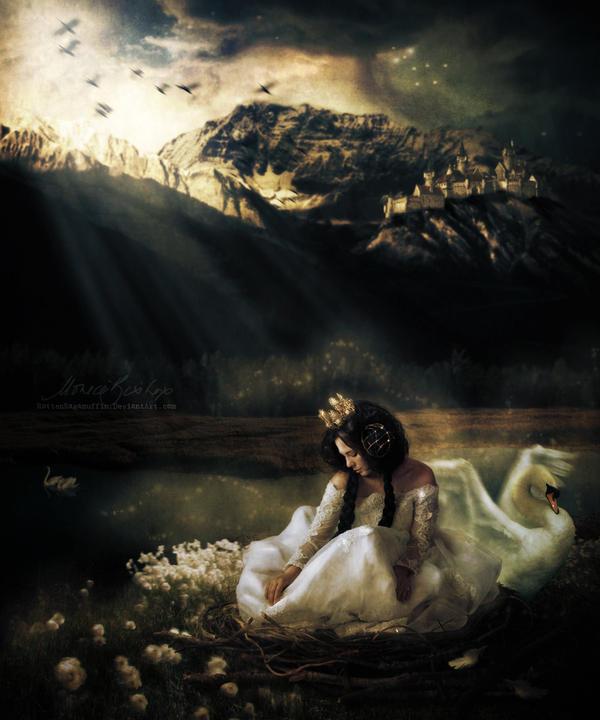 Swan Lake by RottenRagamuffin