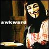 Awkward by Seraclover