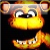 Five Nights At Freddys Goldenfreddy Icon