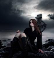Left alone.. by Digital-Epilepsee