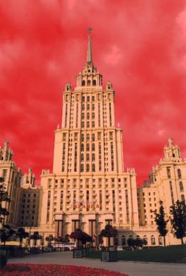 Hotel Ukrania Moscow