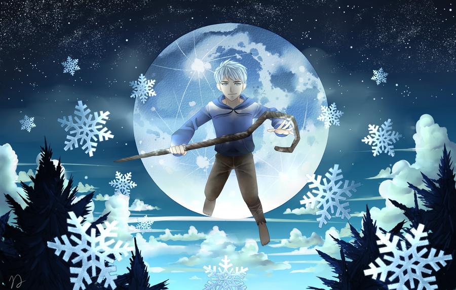 Winter Guardian by desidestia