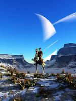 Moon 19 by gerberc
