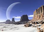 Moon 6 by gerberc