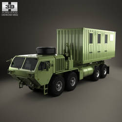 Oshkosh HEMTT M1120A4 Load Handling System Truck