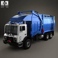 Mack TerraPro Garbage Truck