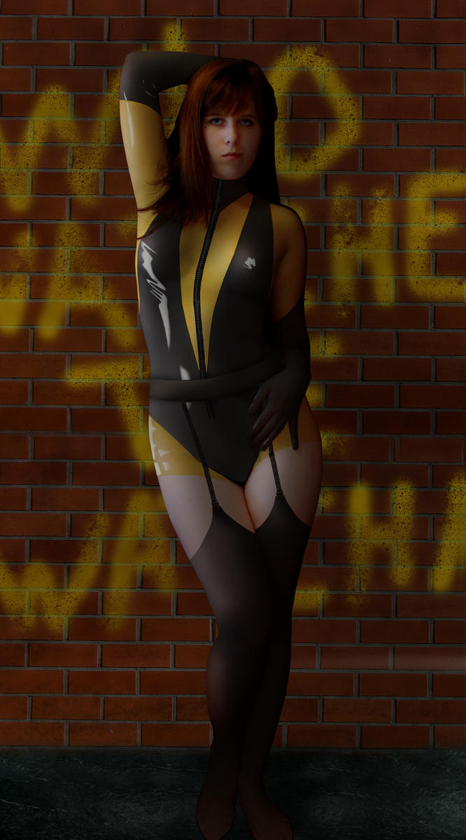 The Second Silk Spectre by MTDewer