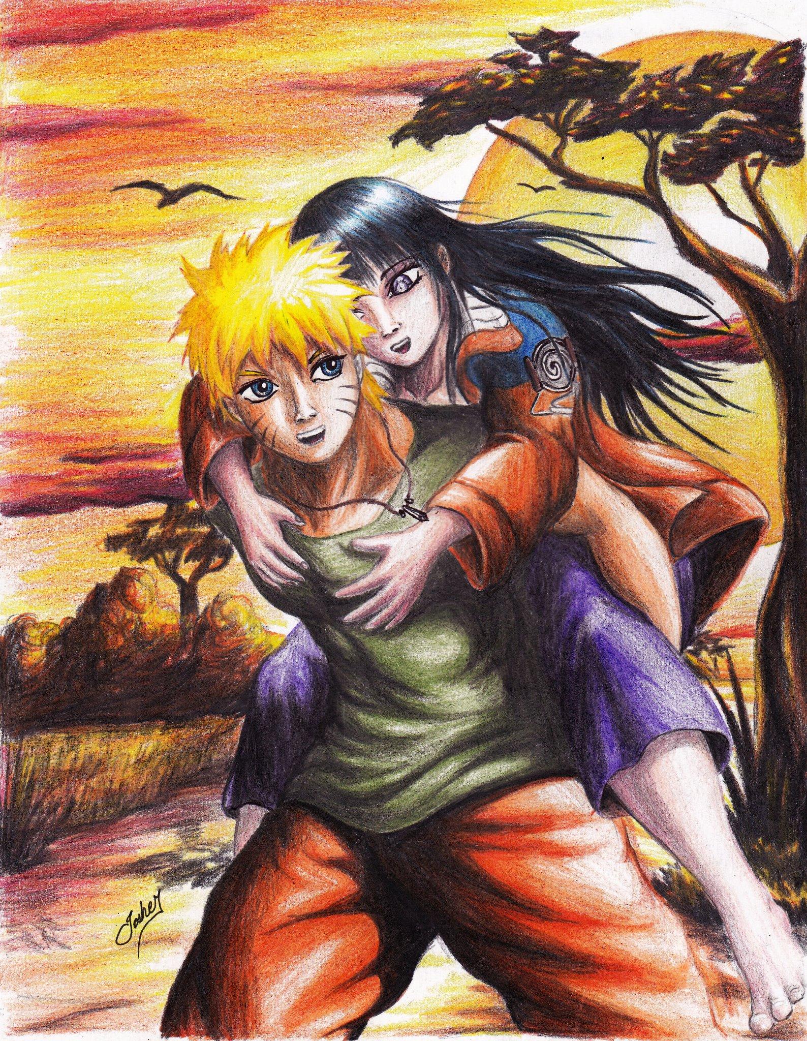 Most Inspiring Wallpaper Naruto Love - naruto_hinata_by_josher_jonan-d5d2sg3  Perfect Image Reference_503425.jpg
