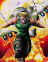 GUILE ... STREET FIGHTER