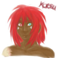 Korosu - digital painting fail by Doodlebotbop