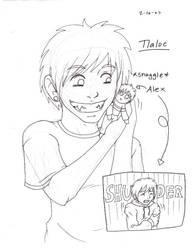 tea-for-me's Tlaloc by Doodlebotbop