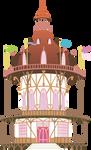 MLP:FiM Town Hall - Vector