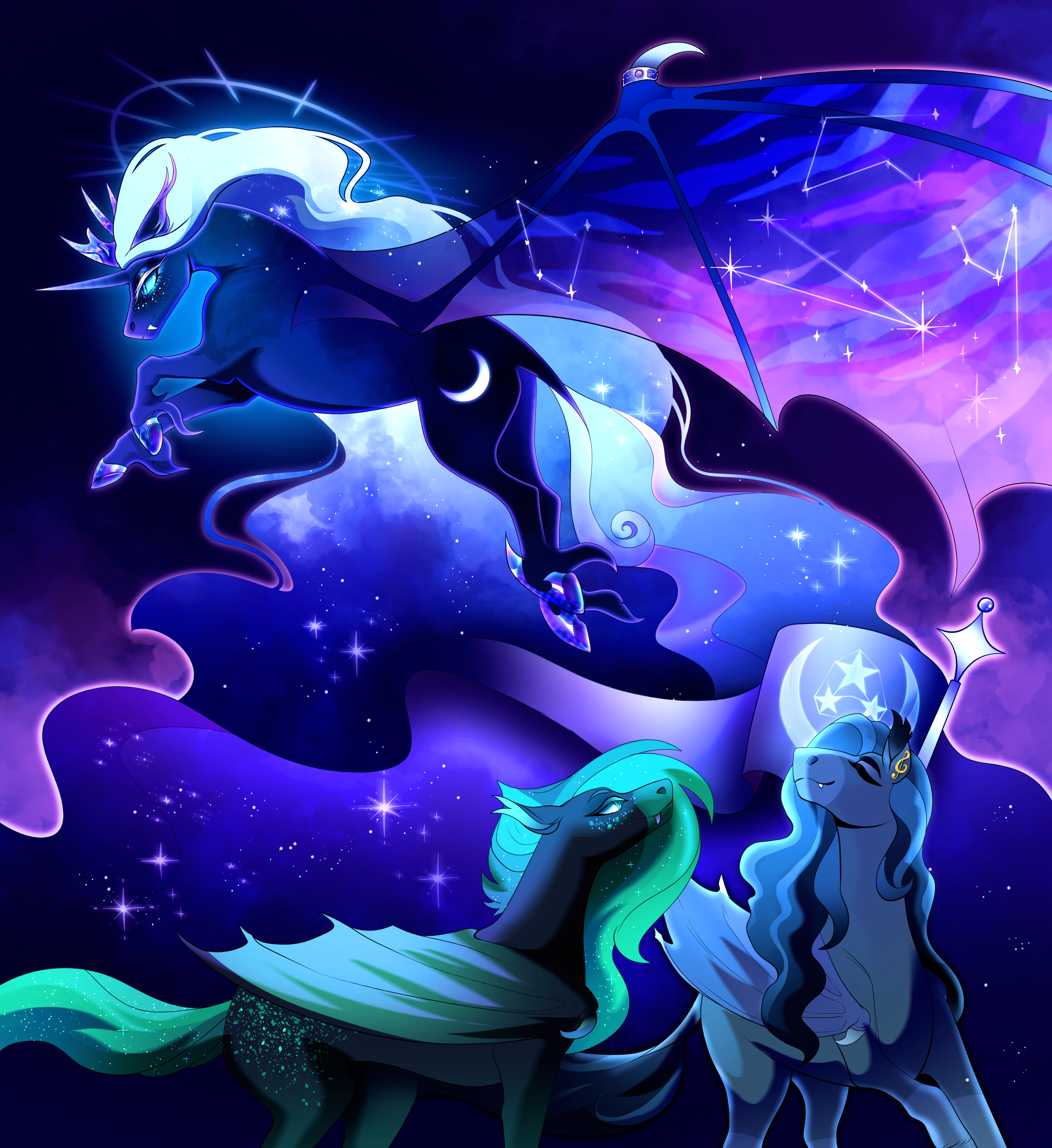 [hollyverse] 17. Mother Moon