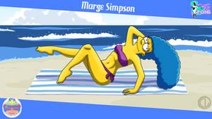 Swimsuit Season 2016 Bikini Queens Marge Simpson