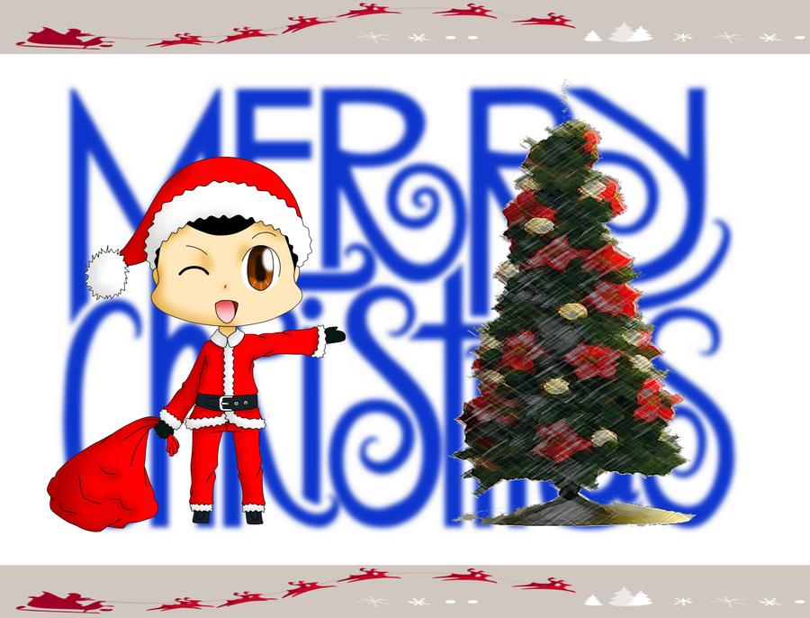 Merry Christmaaaaass by ninhofontes