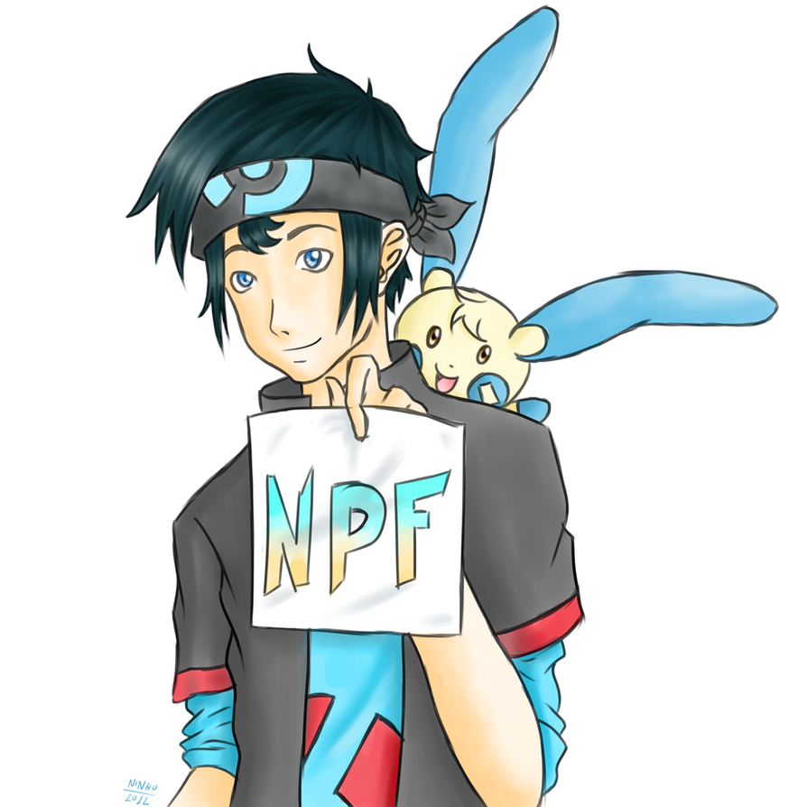 Placa da NPF by ninhofontes