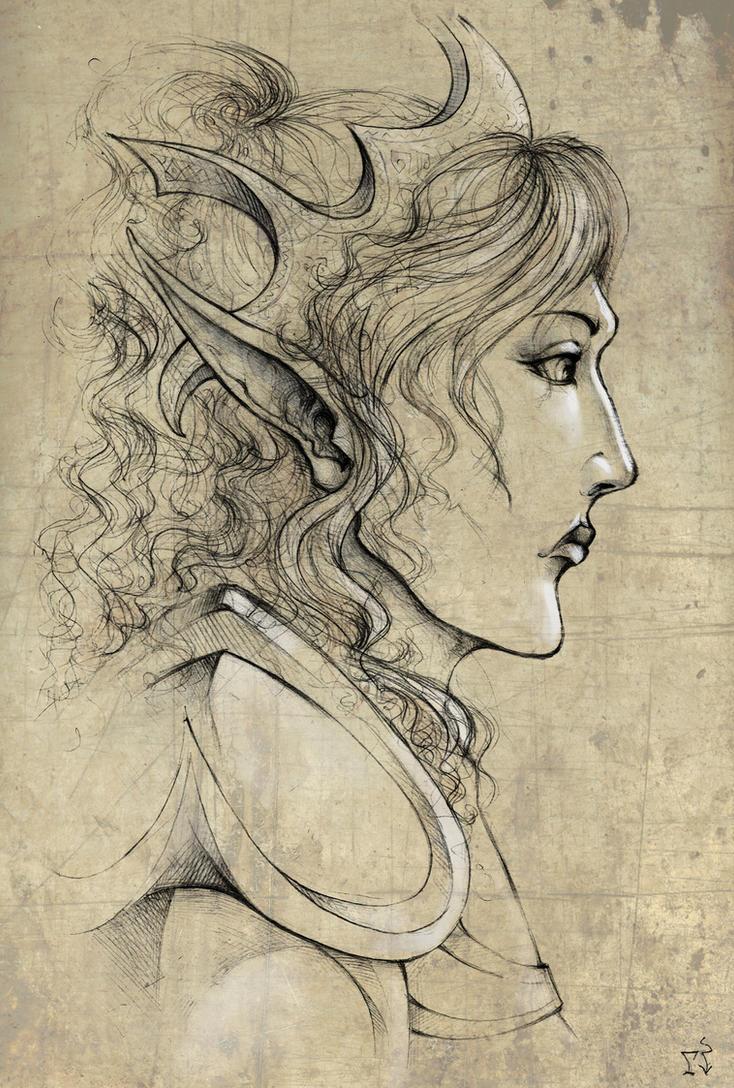 Almalexia by LAAMDT