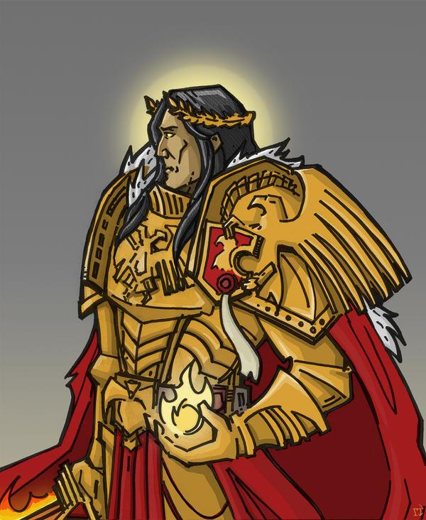 Warhammer 40k Emperor ...