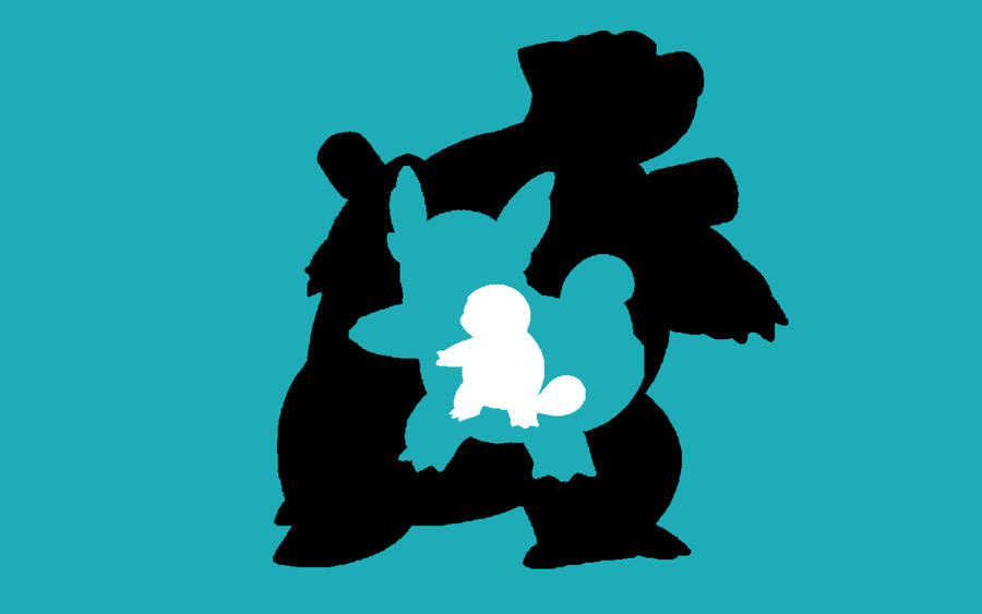 Images Of Squirtle Evolution Wallpaper